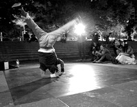 B-boying (breakdancing)